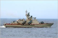 Ba loại tàu tên lửa 'vô địch thủ' của quân đội Nga