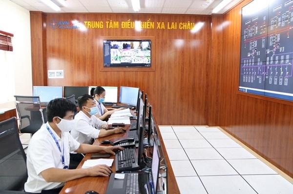 Lai Châu áp dụng mô hình điều khiển xa và 2/4 trạm biến áp 110kV không người trực