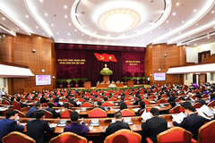 Party Central Committee convenes third conference in Hanoi