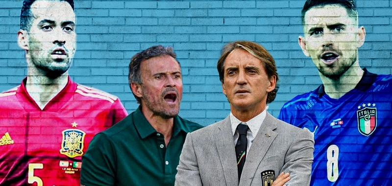 Italy vs Tây Ban Nha, mối thù và những cuộc chạm trán nảy lửa