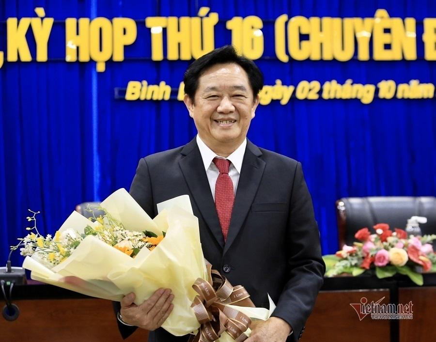 Không tái cử đại biểu HĐND, ông Nguyễn Hoàng Thao sẽ thôi Chủ tịch Bình Dương