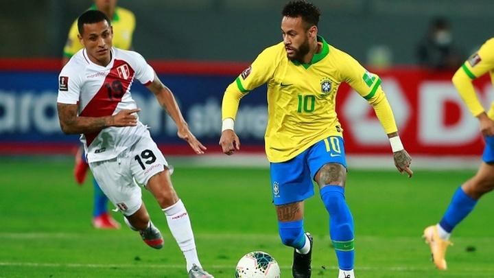 Trực tiếp Brazil vs Peru: Khó cản Neymar và Selecao