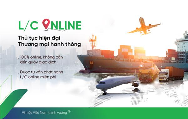Giao dịch xuất nhập khẩu an toàn tiết kiệm với VPBank L/C online