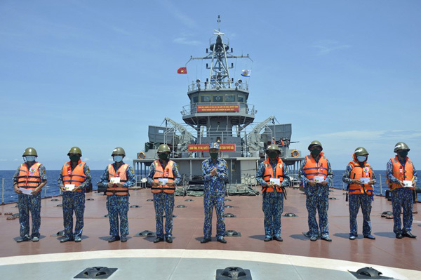 Naval Region 2 Command increases training