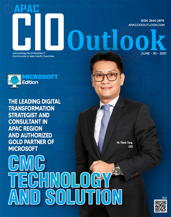 CMC TS lọt top 10 Nhà cung cấp giải pháp Microsoft châu Á - TBD