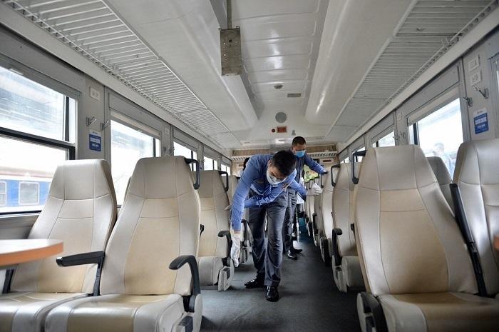 Vietnam Railways,Covid-19 impacts
