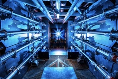 Trung Quốc đang tạo tia laser mạnh gấp 10.000 lần điện năng thế giới