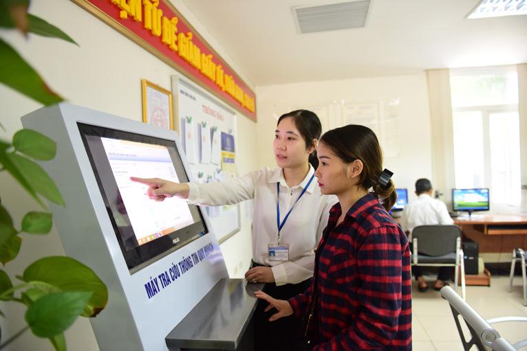 Hà Nội vượt khó khăn dịch bệnh đẩy mạnh công tác cải cách hành chính