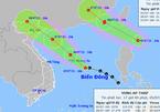 Thêm áp thấp nhiệt đới gần Biển Đông khả năng thành bão