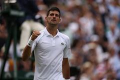Djokovic 'tốc hành' vào tứ kết Wimbledon