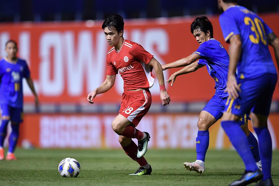 Thua ngược ĐKVĐ Thai-League, Viettel bị loại ở cúp C1 châu Á