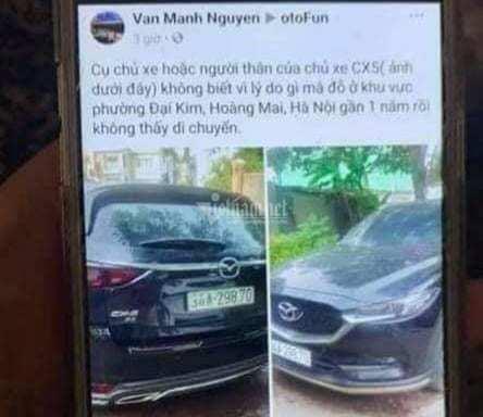 Chiếc xe tiền tỷ bỏ quên hé lộ manh mối người đàn ông mất tích 7 tháng