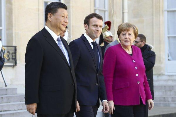 Ông Tập Cận Bình mong muốn mở rộng hợp tác với châu Âu