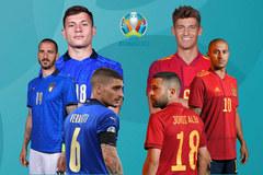 Italy đấu Tây Ban Nha: Kinh điển châu Âu