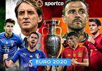 Trực tiếp Italy vs Tây Ban Nha: Chờ bữa tiệc tấn công