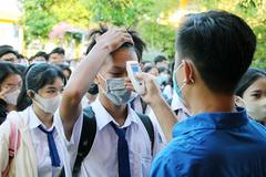 Hơn 8.500 thí sinh An Giang, Đồng Tháp chuyển thi tốt nghiệp đợt 2