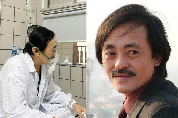 Nghệ sĩ Giang 'còi' bệnh ngày càng trở nặng
