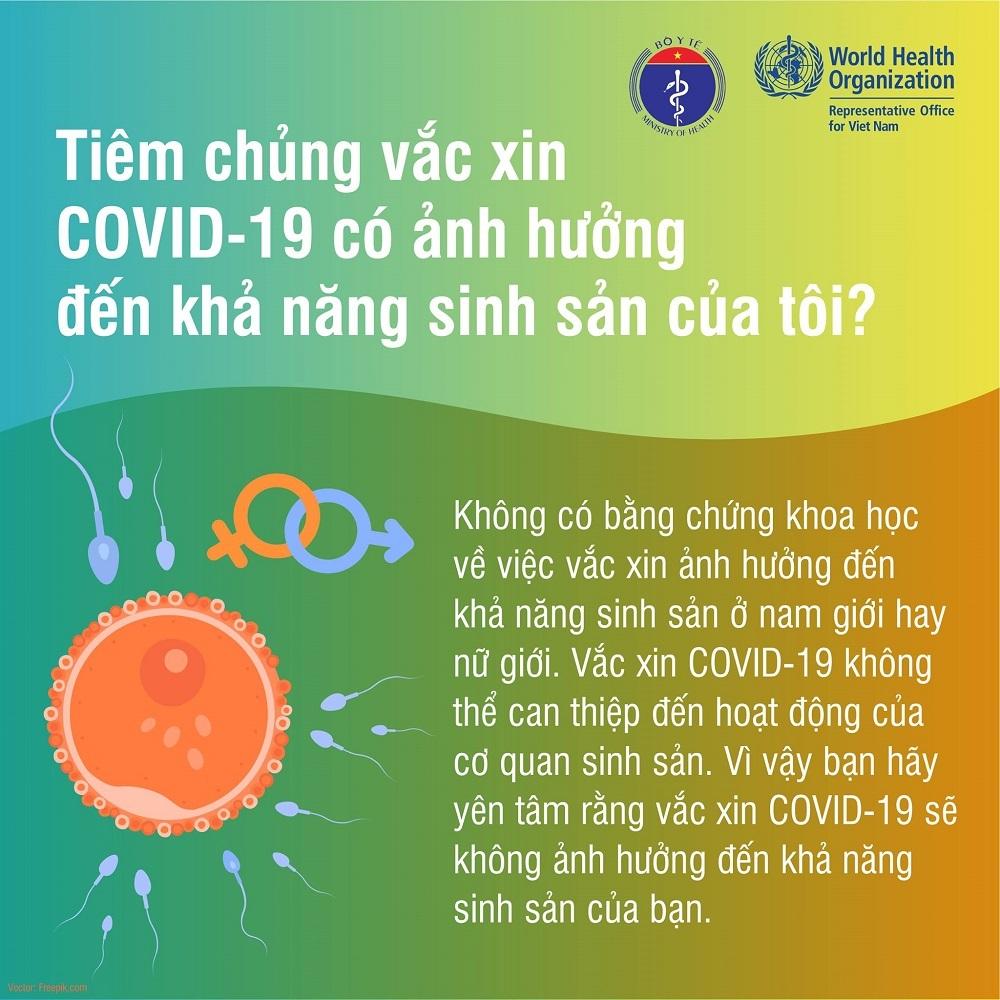 Phụ nữ mang thai, cho con bú có được tiêm vắc xin Covid-19 không?