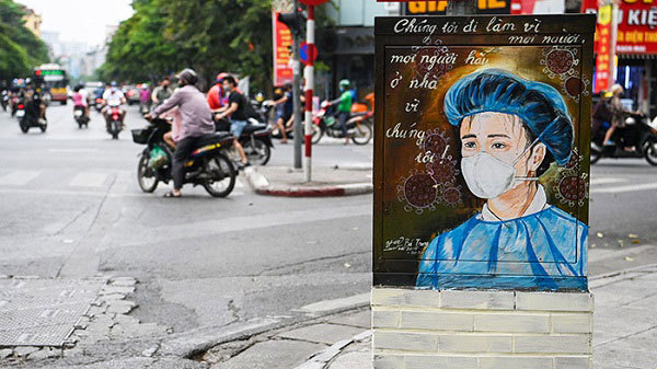 Public artworks
