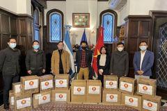 Việt Nam và các nước ASEAN quyên góp ủng hộ người nghèo tại Argentina