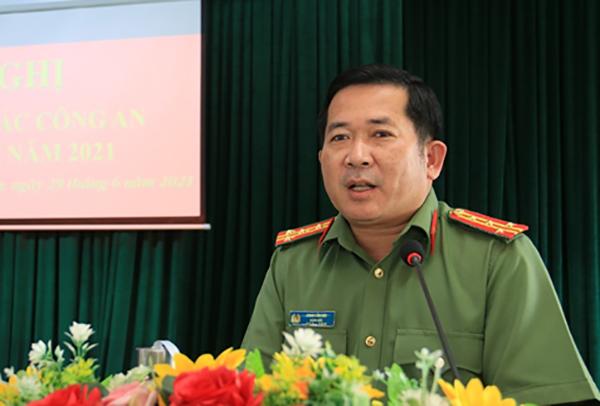 Đại tá Đinh Văn Nơi: Củng cố hồ sơ khởi tố, bắt giam tài xế làm lây lan dịch