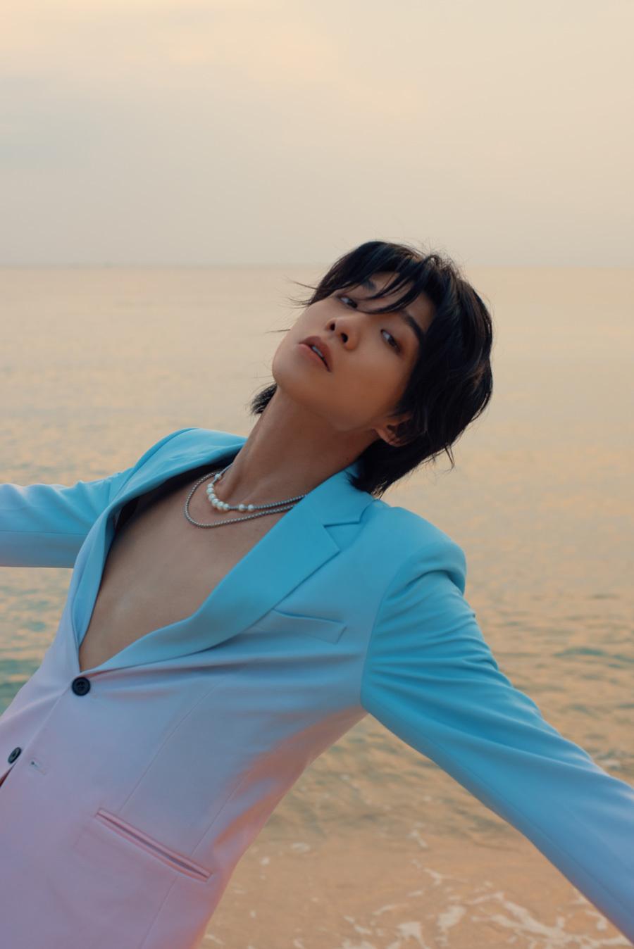 Rapper Soho ra mắt MV 'Lãng mạn của anh'