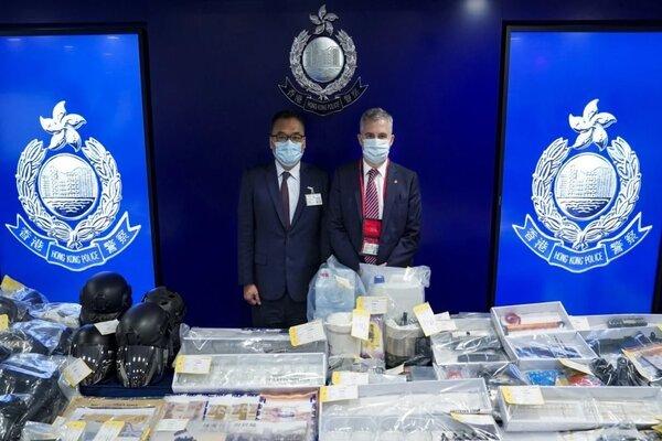 Hong Kong đập tan âm mưu đánh bom khủng bố