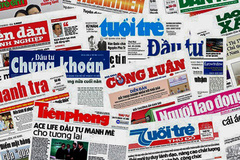 Newspapers and social media: cooperation or confrontation?