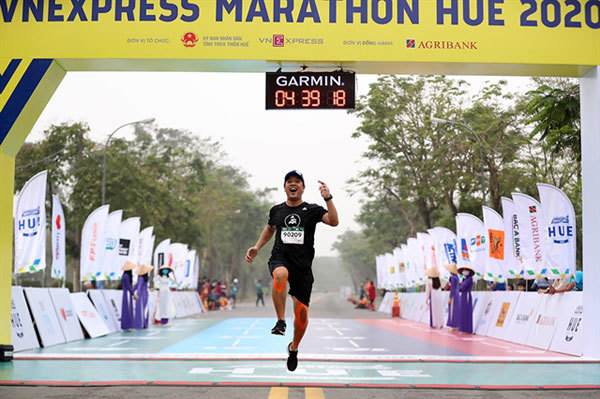 Running improves lives, helps to fight COVID-19