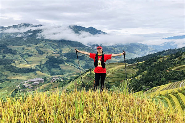 Vietnam sports,running