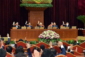 Trung ương thảo luận cơ cấu tổ chức bộ máy nhà nước nhiệm kỳ mới