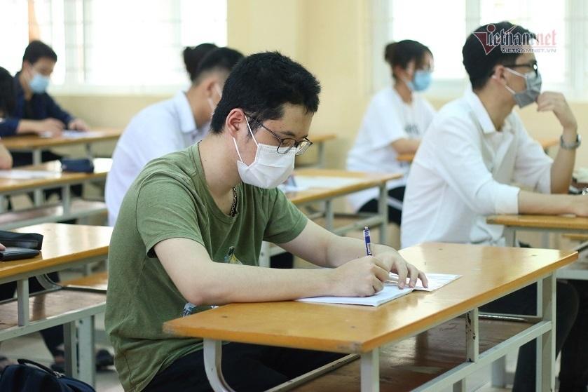 Bộ GD-ĐT 'chốt' thi tốt nghiệp THPT đợt 2 từ ngày 6-7/8