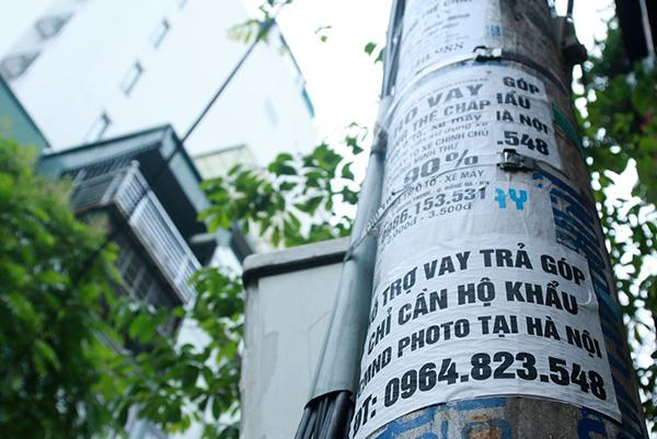 Hà Nội đề nghị khóa nhiều số điện thoại quảng cáo cho vay, hút bể phốt