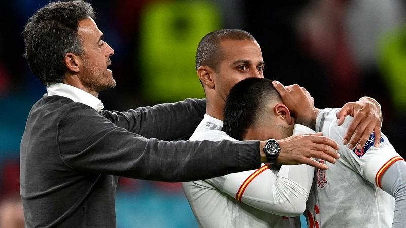 HLV Enrique: 'Chúc mừng Italy, mong họ vô địch EURO 2020'