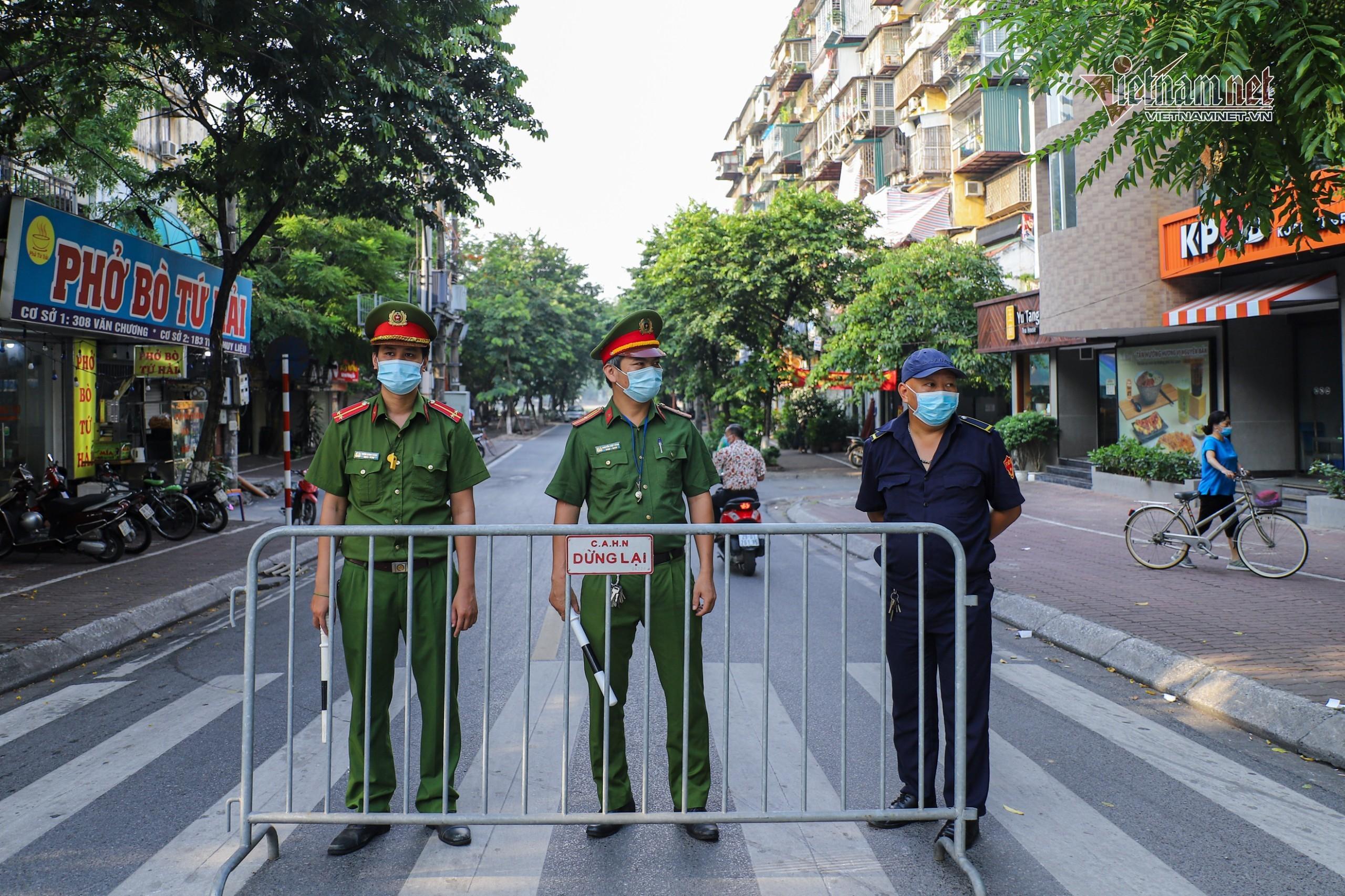 3 vòng bảo vệ sĩ tử dự kỳ thi tốt nghiệp THPT