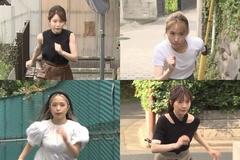 Show truyền hình kỳ lạ chỉ chiếu cảnh phụ nữ chạy bộ ở Nhật