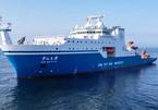 Trung Quốc điều tàu nghiên cứu lớn nhất đến Biển Đông