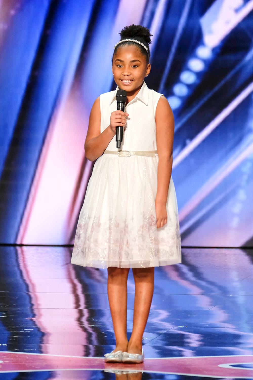 Giọng ca 9 tuổi viết lại lịch sử America's Got Talent