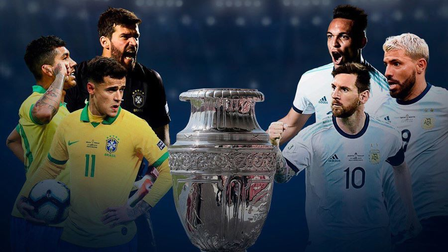 Lịch thi đấu chung kết Copa America 2021: Siêu kinh điển Brazil vs Argentina