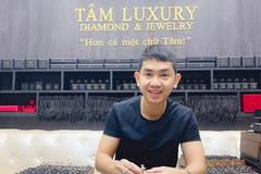 CEO Tâm Luxury và tình yêu đặc biệt với kim cương