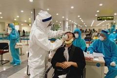 Công điện của UBND TP Hà Nội về triển khai các biện pháp phòng, chống dịch Covid-19