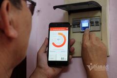 Giám sát, kiểm tra tiền điện hàng ngày bằng thiết bị Make in Vietnam