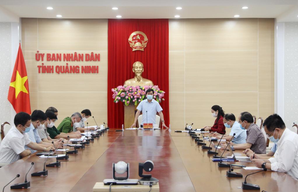 Quảng Ninh rốt ráo rà soát người về từ TP.HCM