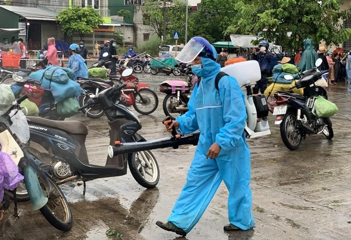 Toàn tỉnh Quảng Ngãi giãn cách xã hội từ ngày 8/7