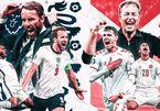 Trực tiếp Anh vs Đan Mạch: Tam sư đấu Lính chì