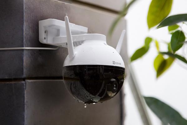 EZVIZ dẫn đầu thị phần camera nhập khẩu vào Việt Nam năm 2020