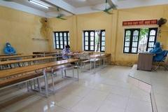 Phòng thi đặc biệt chỉ có 1 thí sinh ở Ninh Bình