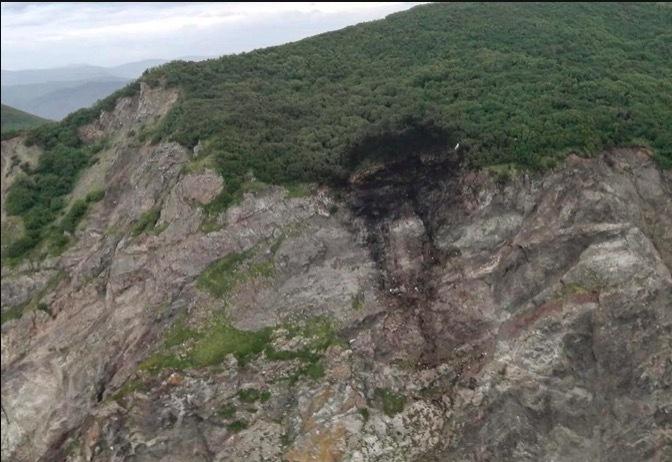 Tìm thấy thi thể nạn nhân máy bay Nga gặp nạn