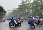 Nhiều tỉnh cấm biển, Bắc Bộ và Bắc Trung Bộ mưa lớn tới 300mm