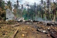 Mỹ sẽ giải mã hộp đen máy bay Philippines gặp nạn